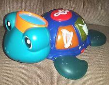Baby Einstein Baby Neptune Ocean Orchestra Musical Light Up Sea Turtle 2 Modes