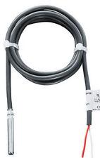 HTF50_PT100_PVC_5M Sonda Pt100 6x50mm cavo PVC 2 fili 5mt. -35..+105°C IP65 Sond