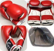 Kids Boxing Gloves,  4 oz Red Color.