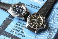 Rolex Submariner 5513 original 1960s/70s vintage divers band 20mm Tropic 26 sold
