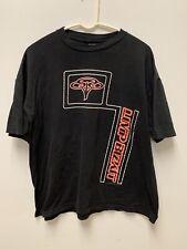 Vintage 1999 Limp Bizkit Limptropolis T-Shirt Mens Xl Rock Band Tour Concert