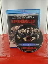 Blu-Ray The Expendables