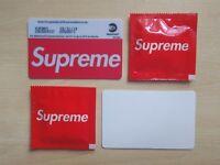 Supreme Metro Card Sticker MTA SS17