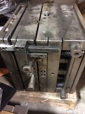 Large Plastic Injection Mold Probably Made By A Fernandes Lda Top Notch
