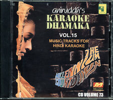 Aniruddh's Karaoke Dhamaka Vol 15 - The Millennium Countdown (CD, 2003, Melody)