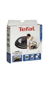 TEFAL INGENIO  Saucepans Glass Lids Set - 16/18/20cm NEW