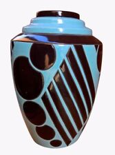 Unboxed Earthenware Art Deco Art Pottery