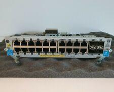 HP J9535A 20-port Gig-T PoE+/4-port Small Form-factor Pluggable (SFP) v2 zl mod