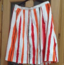 New , Principles Water Colour Stripe  & Ivory Skirt, Size 18, RRP £50, Stunning