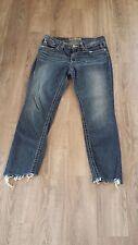 women's Big Star maddie crop jean size 29