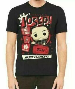 Introducing Josep Ting In His Elements Jo Koy T- Shirt XL