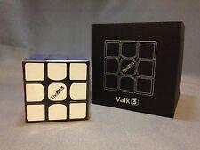 QiYi Valk 3 Speed Cube 3x3 The Valk3 ( Black ) Magic Cube Gift Adult / Children