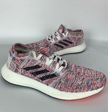 Adidas Pure Boost Go Womens Size 6.5 Running Shoes Fitness Red White Black