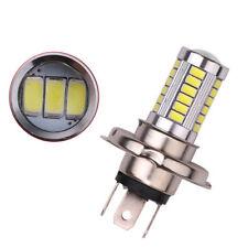 New H4 Super Bright 5630 SMD 33-LED Auto Car White Fog Lamp Light Bulb Driving