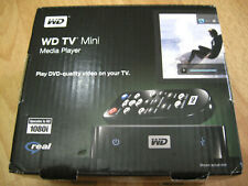 WD TV Mini Media Player (1080i) (Used) (Boxed)