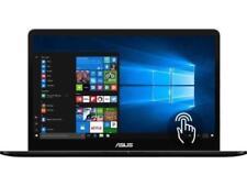 """ASUS ZenBook Pro UX550VE 15.6"""" (512 GB, Intel Core i7 7th Gen., 2.80 GHz, 16 GB) Laptop - Black - UX550VE-DB71T"""