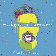 Alex Highton - Welcome To Happiness [CD]