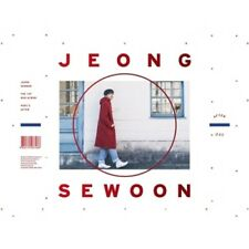 Jeong Sewoon-[After] 1st Mini Album Part.2 Day Ver CD+Bromide(On)+Photobook+Card