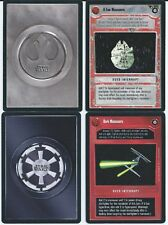 Buyer's Choice! You Pick 50 Star Wars or Jedi Knights cards Complete Your Set