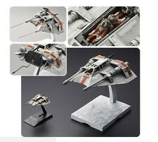 Ban Dai Star Wars SNOWSPEEDER model kit(two models)