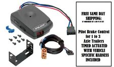 80550 Pro Series Brake control with Wiring Harness 3015 FOR 2003-2007 GM