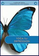 Yoga for Depression Therapeutic DVD (2010)