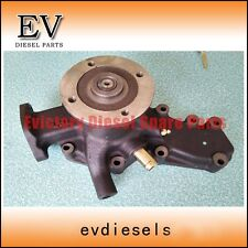 FE6 FE6T water pump for UD truck and Bus