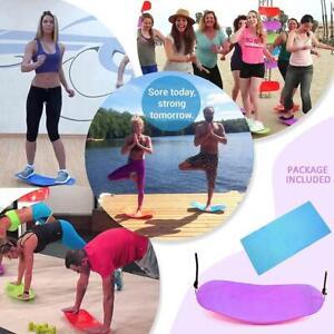 Twisting  Fitness Balance Board Workout Yoga Fitness Training Prancha Abdomin