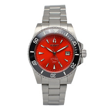 Aquacy 1769 Hei Matau Men's Automatic 300M Red Dive Watch 1769.R.B.S  Miyota
