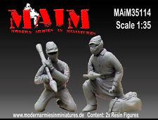 1/35 Scala Agguato - RPG Attacco (2 Personaggi) Iraq diorama militare kit