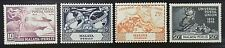PERLIS MALAYA ( MALAYSIA ) 1949 75TH ANNIV. OF UPU SG 63 - 66 MH OG