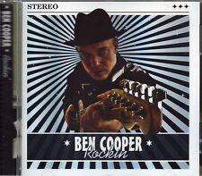Ben Cooper - Rockin (2008 CD) Rock N Roll/Rockabilly (New)