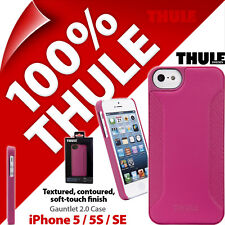 Thule Gauntlet 2.0 Hard Case Textured Cover Purple for fits Apple iPhone 5 5S SE
