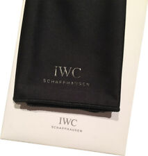 IWC Watch Cleaning Jewellery Polishing Cloth