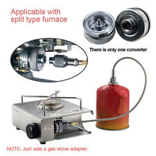 Gas Tank Adapter Works Durable LPG Outdoor Camping Propane Input Stove Accessory