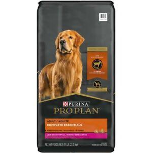 Purina Probiotics Shredded Blend Lamb, Rice Formula Adult Dry Dog Food, 47 lbs.
