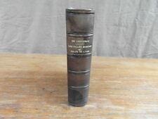 CHARLES LENTHERIC / LES VILLES MORTES DU GOLFE DE LYON Plon 1876 Cartes plans