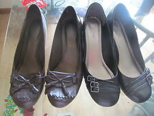 Womens well worn heels 11