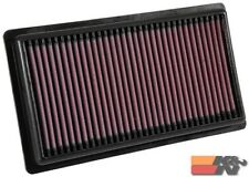 K&N Replacement Air Filter For TOYOTA C-HR L4-1.2L F/I, 2016-2018 33-3080