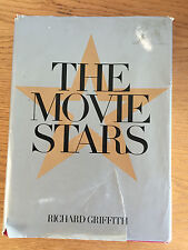 The Movie Stars by Richard Griffith 1970 498 Pages 100's of Fabulous Pictures
