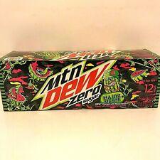 2021 Major Melon Zero Sugar Mtn Dew Mountain Dew *FAST FREE SHIPPING*