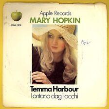 MARY HOPKIN  -  Temma Harbour      Apple 1816      1970