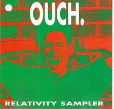 Various Artists/OUCH. Relativity Sampler (Napalm Death, Sick of It All
