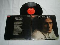 Jack Bruce - Songs For A Tailor - Polydor, Matt Gatefold Sleeve, Superb Record!