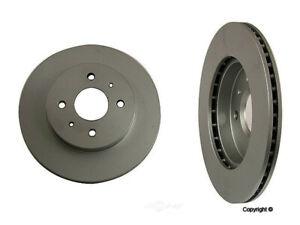Disc Brake Rotor-Meyle Front WD Express 405 47003 500
