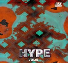 DJ HYPE (OLD SKOOL CLASSIC DRUM AND BASS) VOL.5. (MIX CD) LISTEN