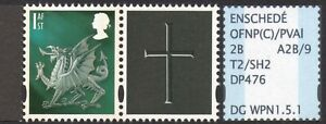 GB SPECIALISED WALES 1st PICTORIAL PSB SINGLE (THE GREAT WAR 1914) MNH
