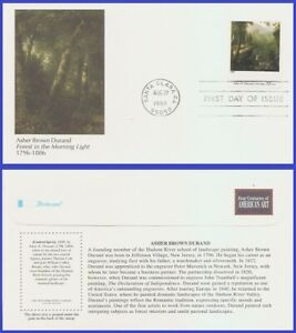 USA3 #3236g U/A FLEETWOOD FDC   American Art Asher Brown Durand