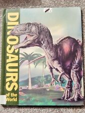 Dinosaurs Of The World 5: Giganotosaurus - Kentrosaurus Hardbound Book