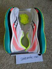 In hand Men's Saucony Endorphin Pro White Mutant Racing Shoes S20598-10 Sz 10 US